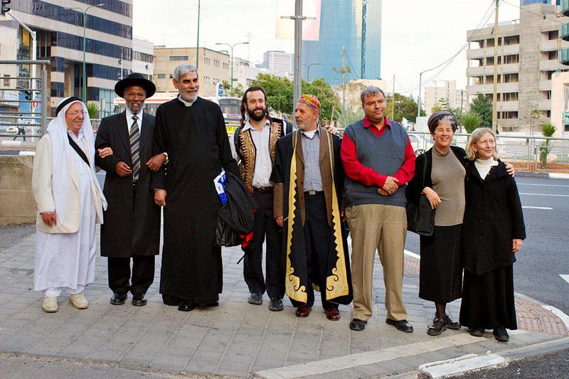 Religious peacebuilders - Tel Aviv
