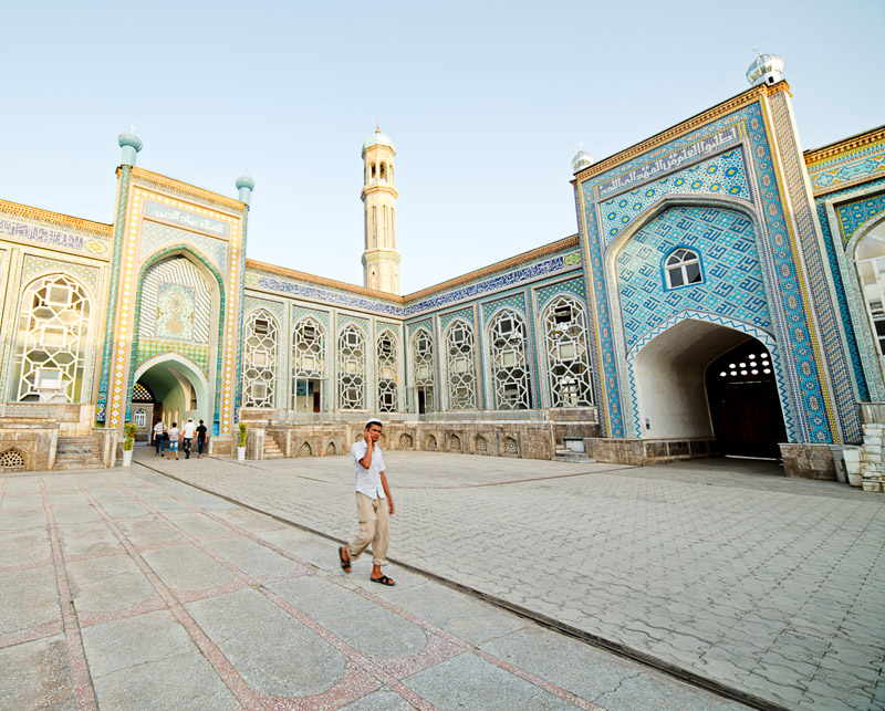 Central Mosque - Dushanbe