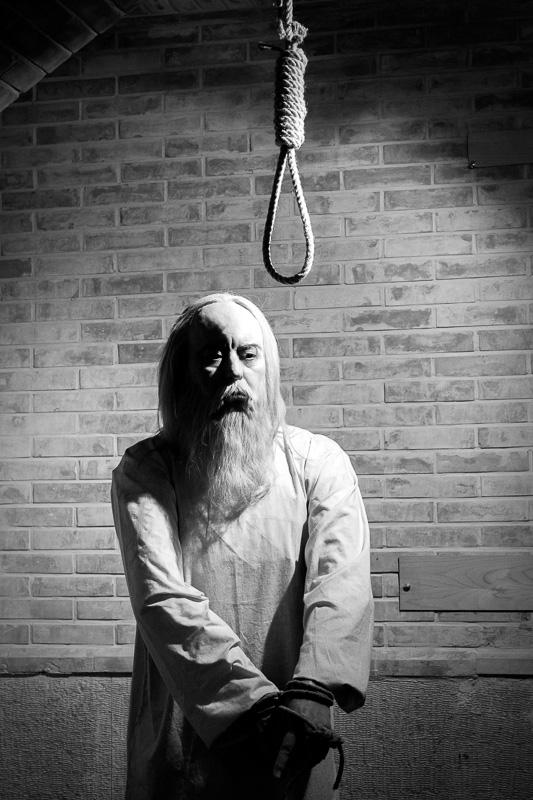 Mansour Halajs execution - Shiraz