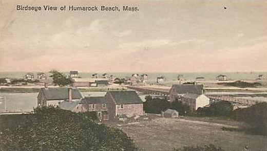 Humarock Birds Eye View