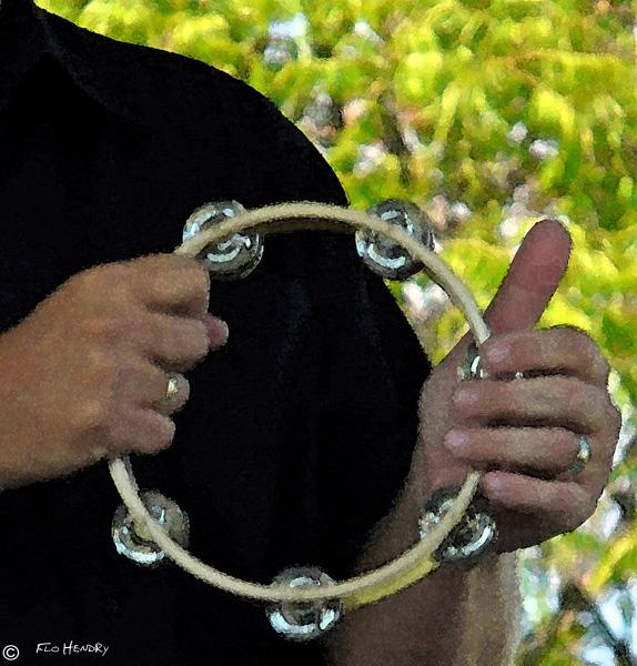 Tambourine Hands