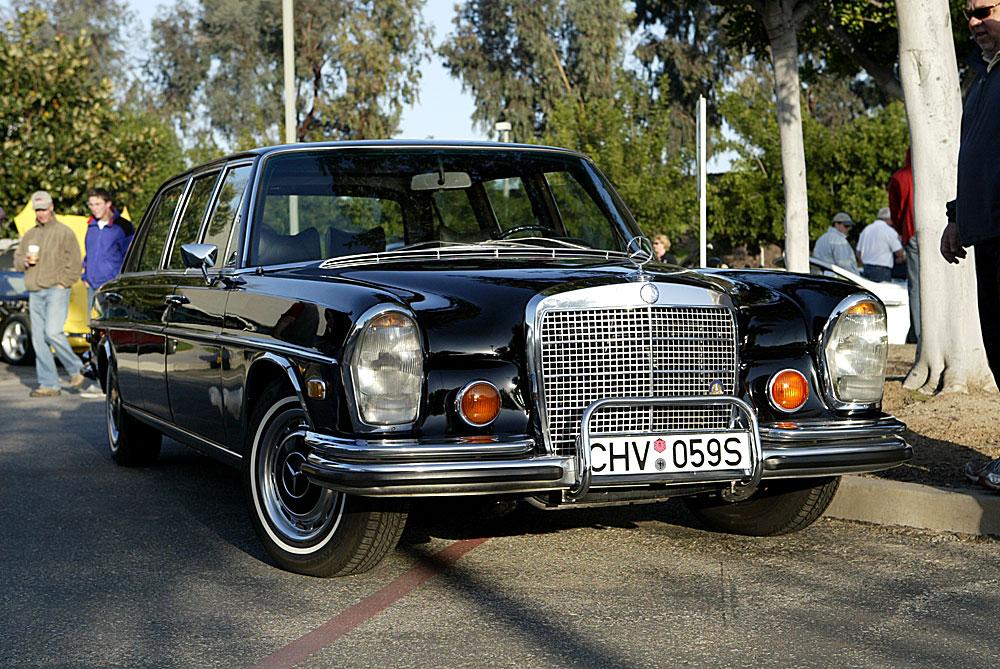 Mercedes Benz W100 600