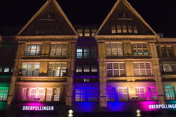 Lights in Munich