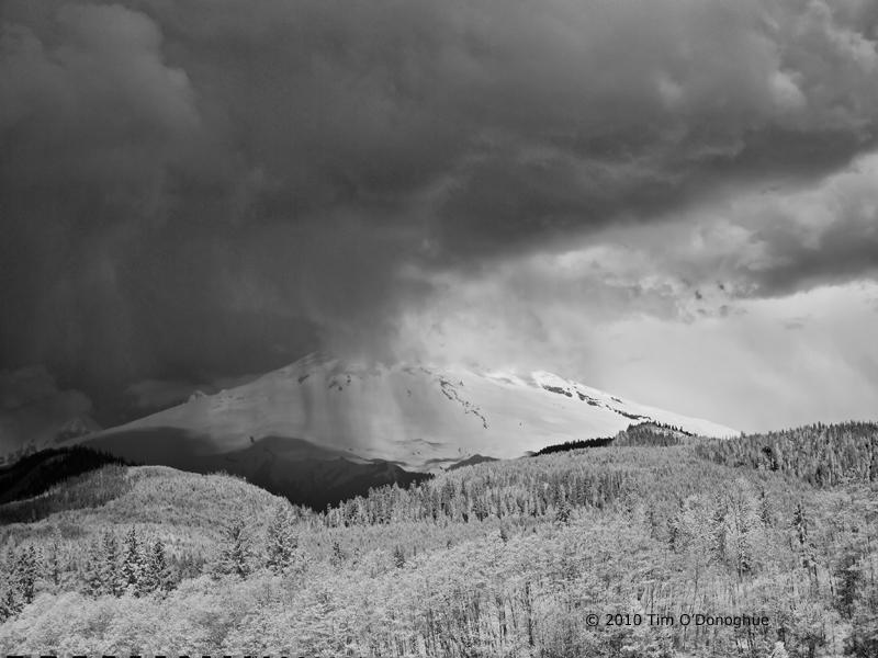 Mount Baker vs. The Weather