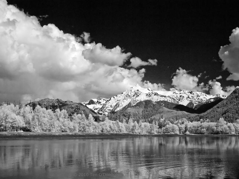 Baker Lake and Mt. Shuksan, WA