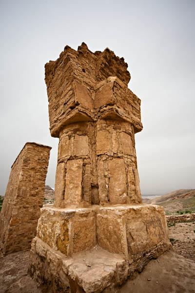 Atashkooh Fir Temple