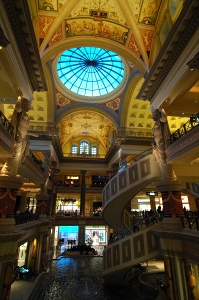 Caesars Palace Indoor