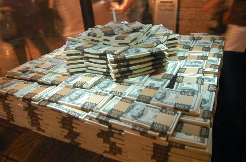 One million dollar