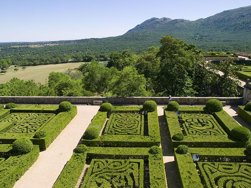 Jardines del Palacio / Gardens Palace