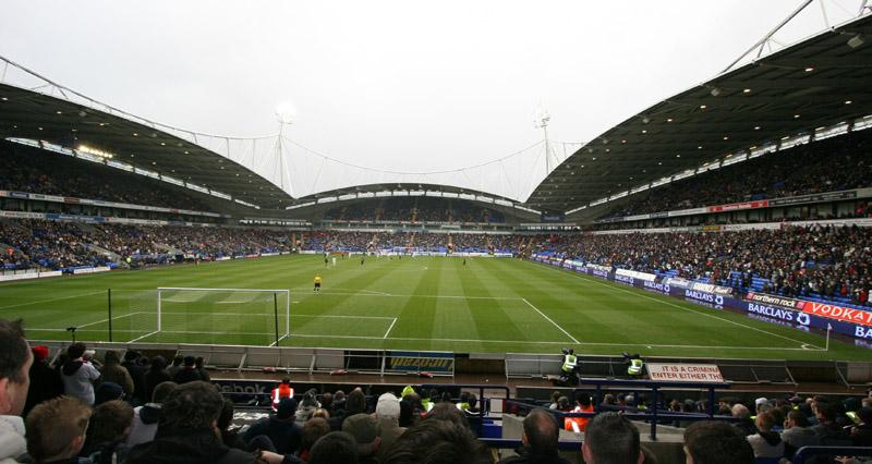 Reebok Stadium<br>Bolton