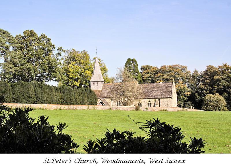 Woodmancote, St Peters