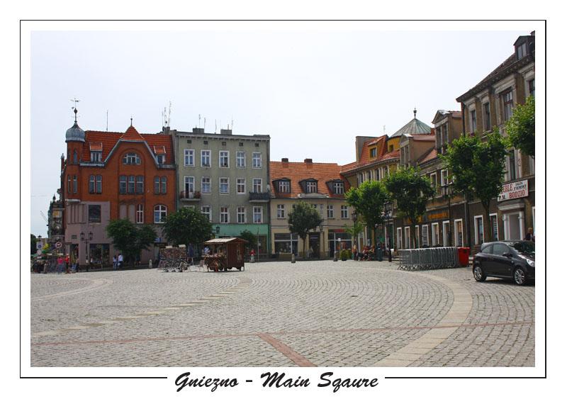 Gniezno - Main Square