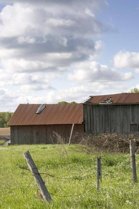 May 21, 2008 - Old Barn