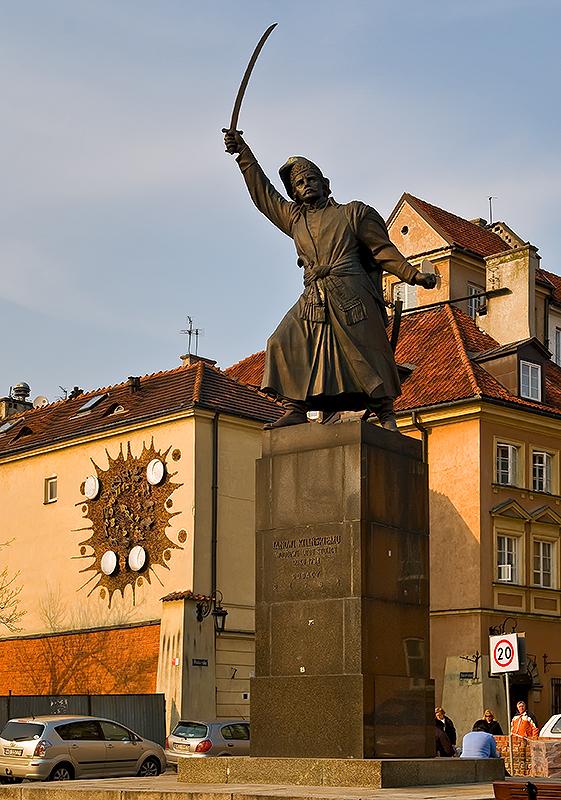 Monument to Jan Kilinski
