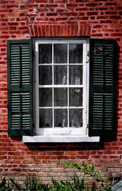 Window - Hillary House