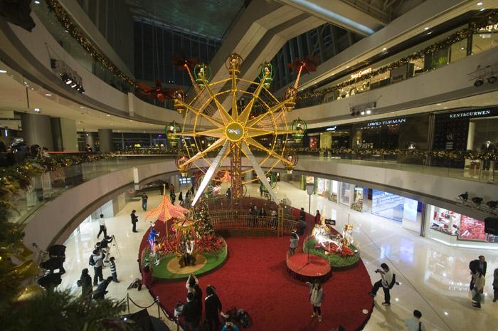 Hong Kong 香港 - IFC Mall