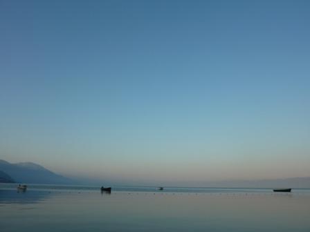 Horizon de barques