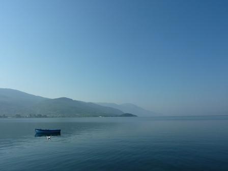 Horizon barque