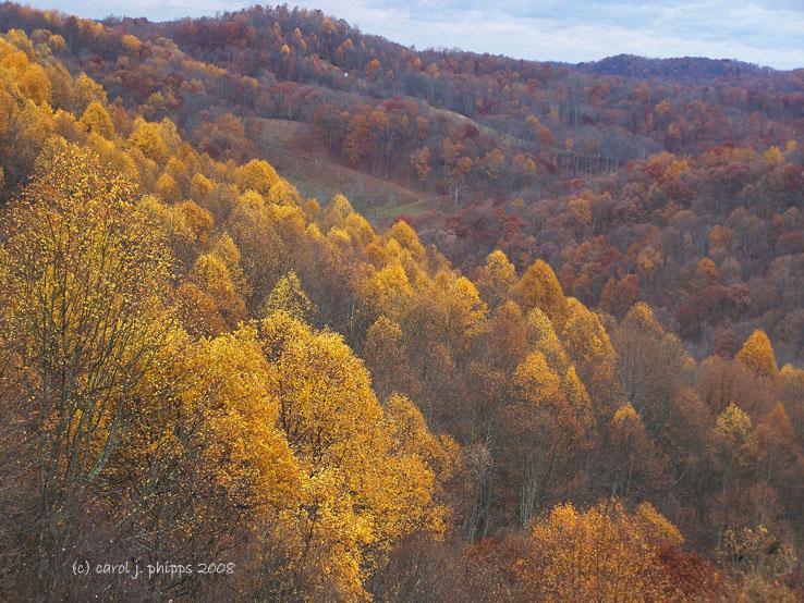 West Virginia Countryside.