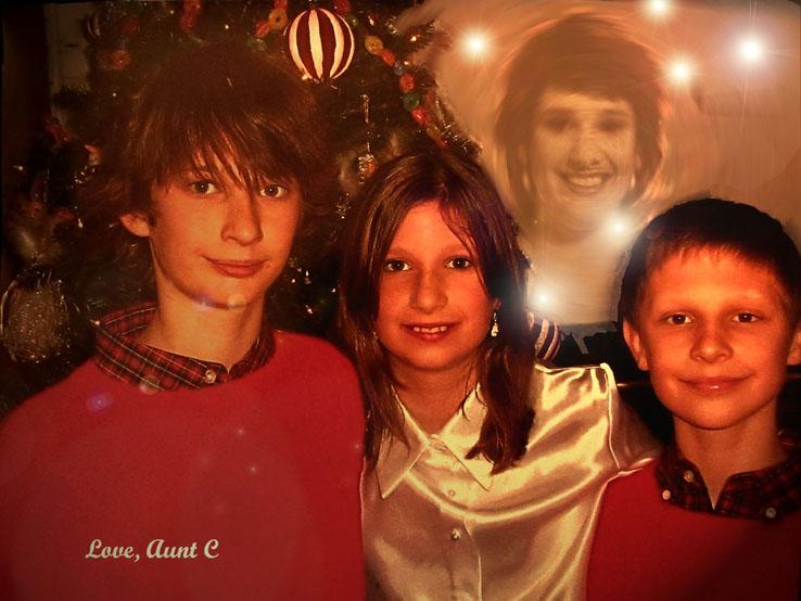 Grandchild\Preceded Mom in Death\ and her 3 Children