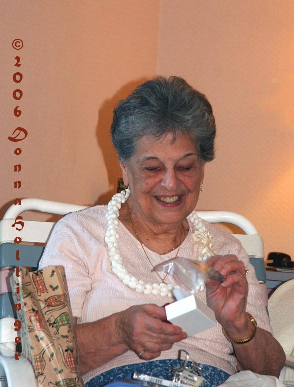 My Mother at a Hawaiin Christmas