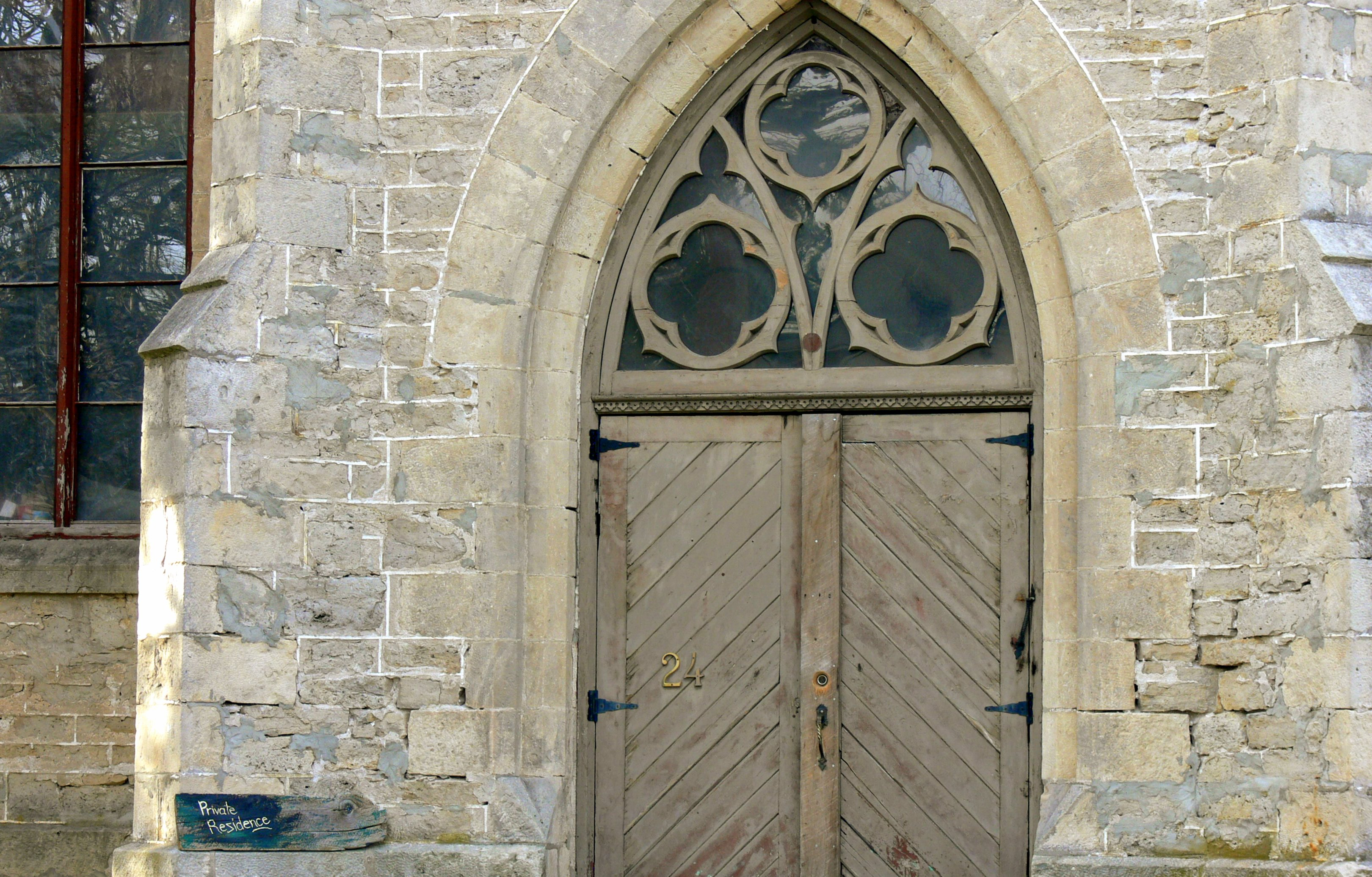 Unique and interesting doors I shot in Elora...