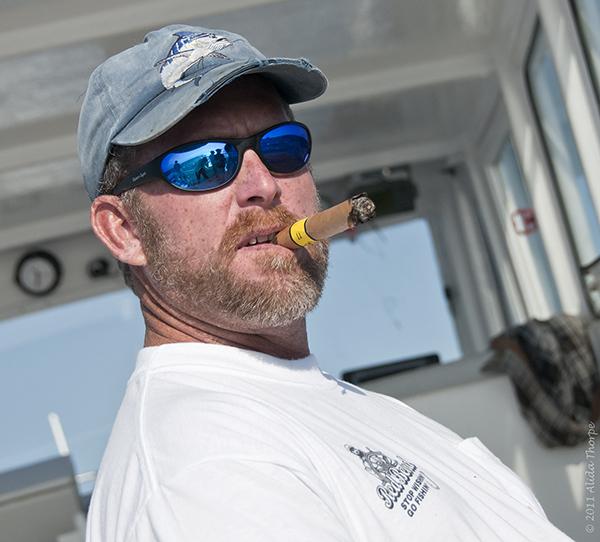 Capt. Howie Tuttle