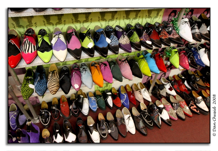 St. Marks Shoes