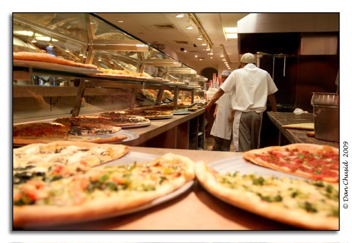 New York Pizza!