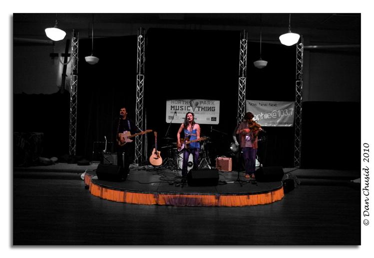 Sara Petite Band