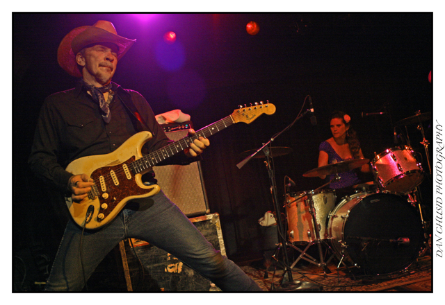 Dave Alvin & The Guilty Ones - Belly Up Tavern