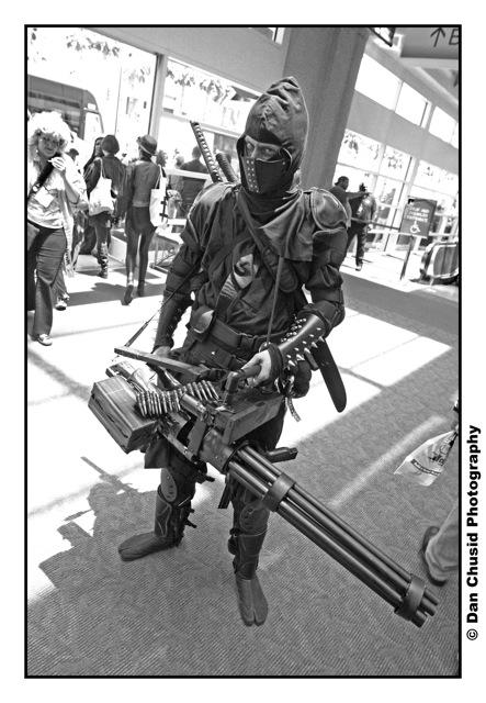 Comic Con International 2011