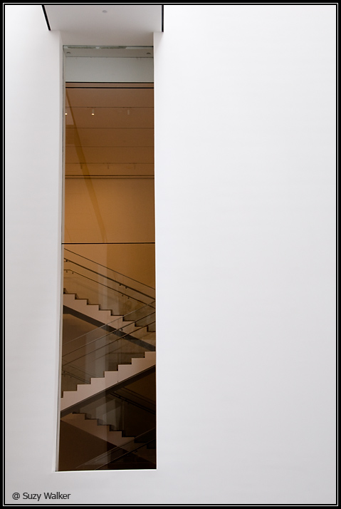 MoMa stairway