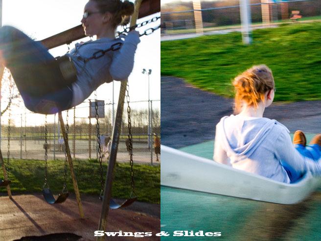 swings&slides!!