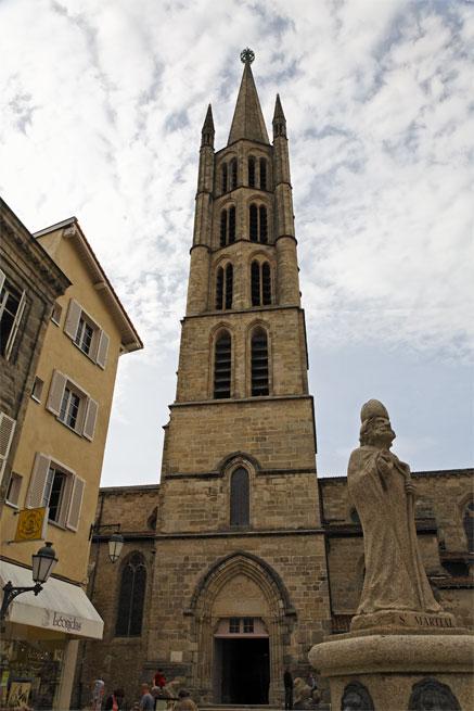 Saint Michel des Lions et Saint Martial