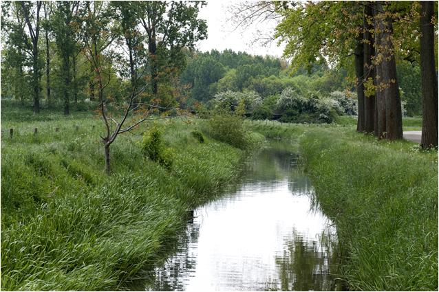 Ophoven, gemeente Echt - de Middelsgraaf