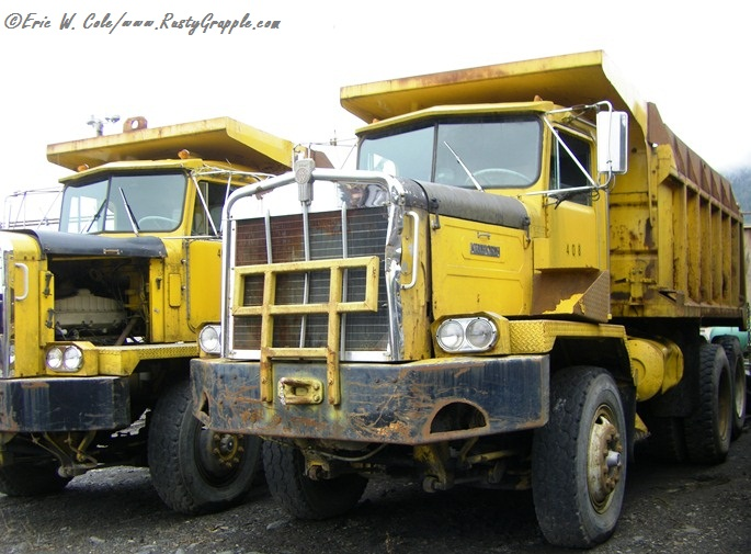 Kenworth Dumps