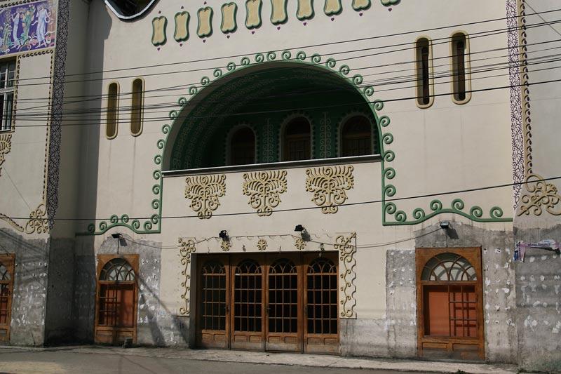 Art Nouveau theatre