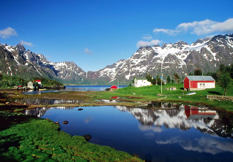 Lofoten,Norway
