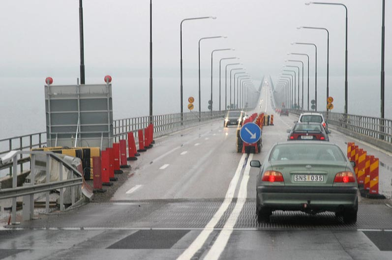 Ölandbridge,Sweden