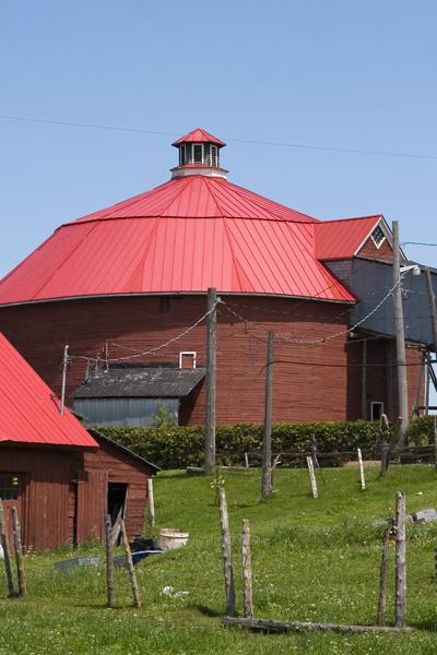 Grange ronde_Round barn