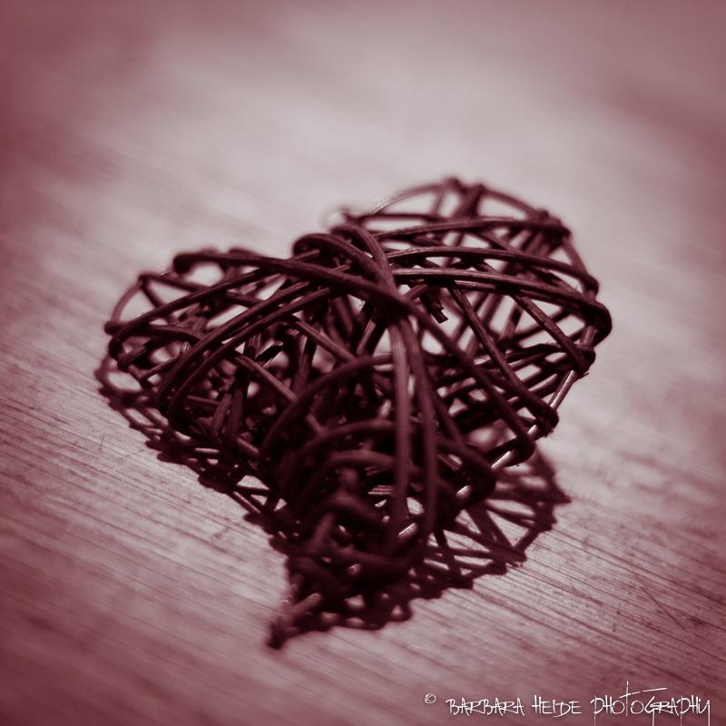 Valentines Heart Skelleton...