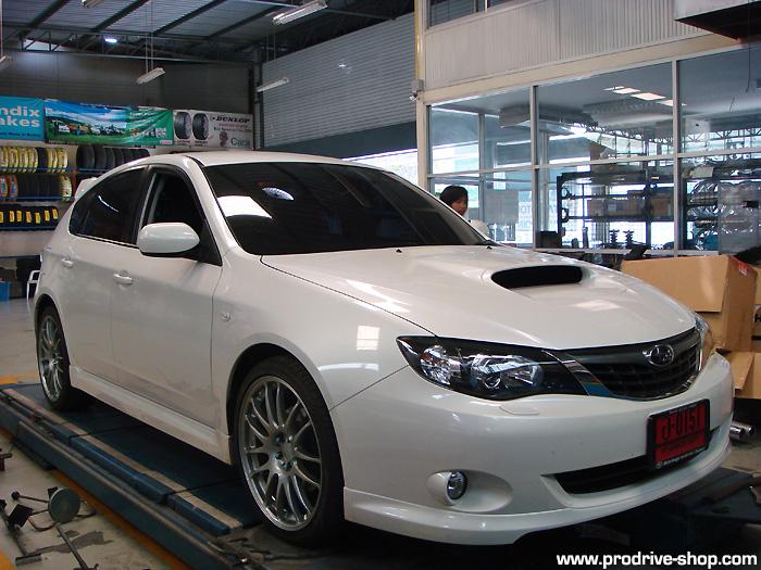 Subaru GRB