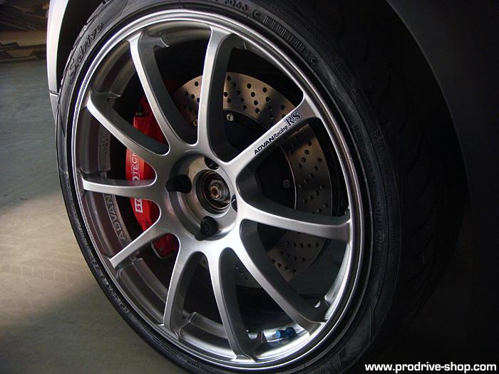 ADVAN RS - Silver