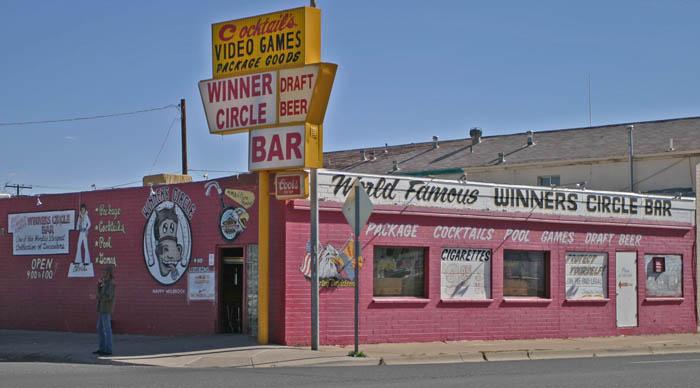 Winner Circle Bar.