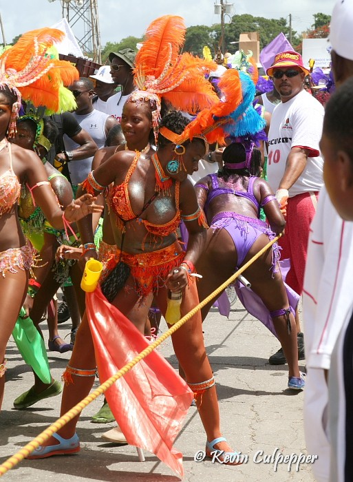 Kadooment Day 2008