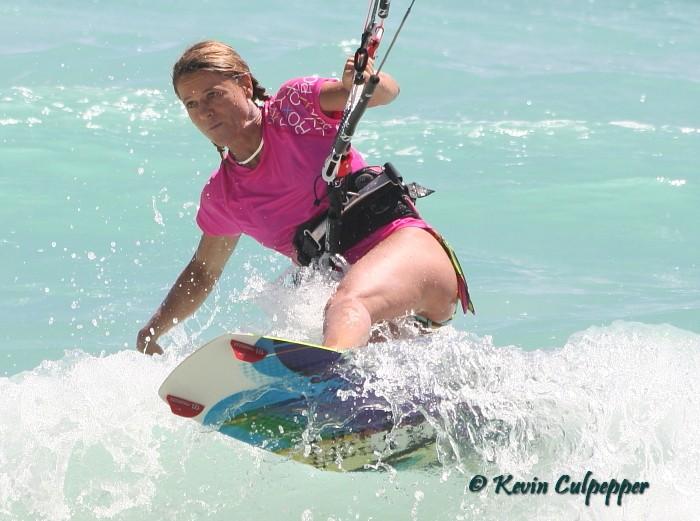 Waterman Festival 2010 - Kite Surfing