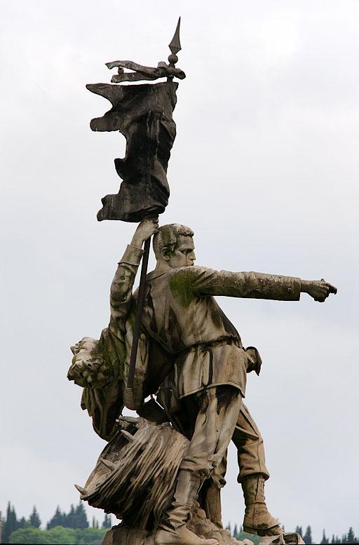 Alla Libera Italia (Piazza Mentana)