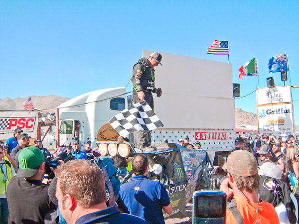 King Of The Hammers 2011