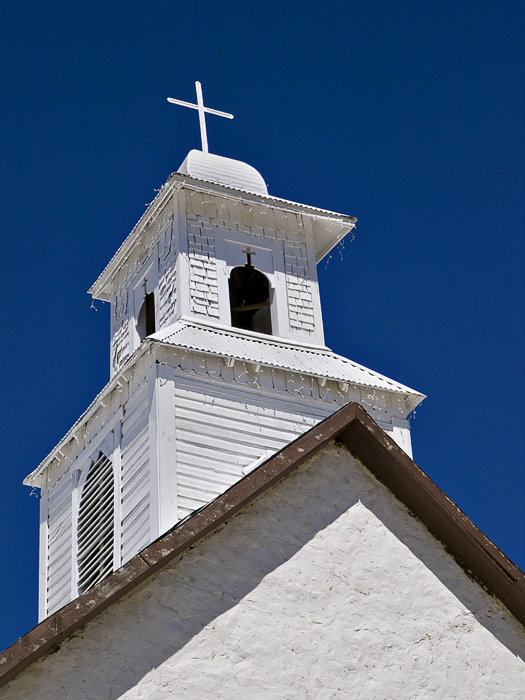 Shafter steeple